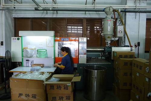 injection moulding in china