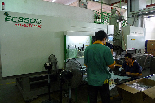 china injection moulding