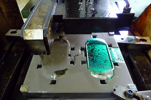 Cool Injection Moulding China Firm photos