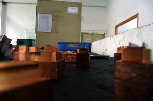 Plastic injection factory and toolshop Shajing China