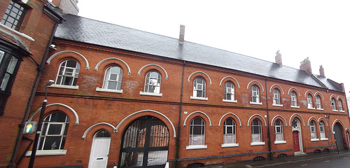 11-16 Tenby Street North – Jewellery Quarter – panoramic