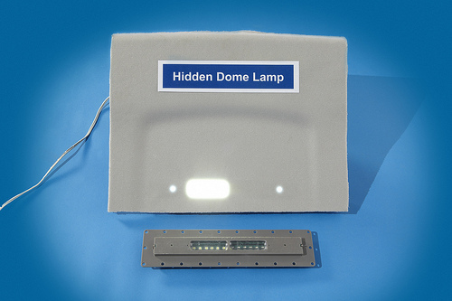 Nomination 54 – Performance & Customization – Hidden Dome Lamp