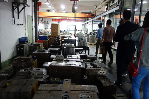 Cool Injection Molding In China images
