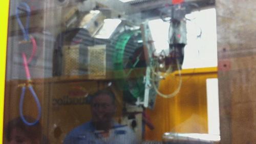 Plastics Injection Factory